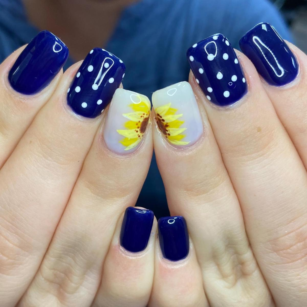 Complimentary Nail Kit with Nail Service valid through 5/31/20.