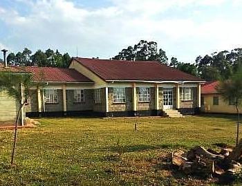 The Conference Centre at Webuye, Kenya