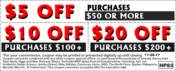 Promotions & Coupons