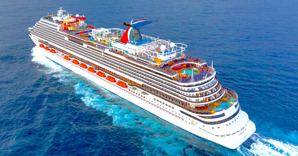 ️announcing Exciting Singles Cruise Carnival Panorama
