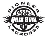 Pioneer Quix Stix Lacrosse