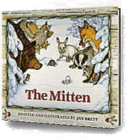 The  Mitten book jacket