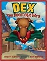 Dex book jacket
