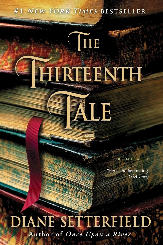 The Thirteenth Tale Book Jacket