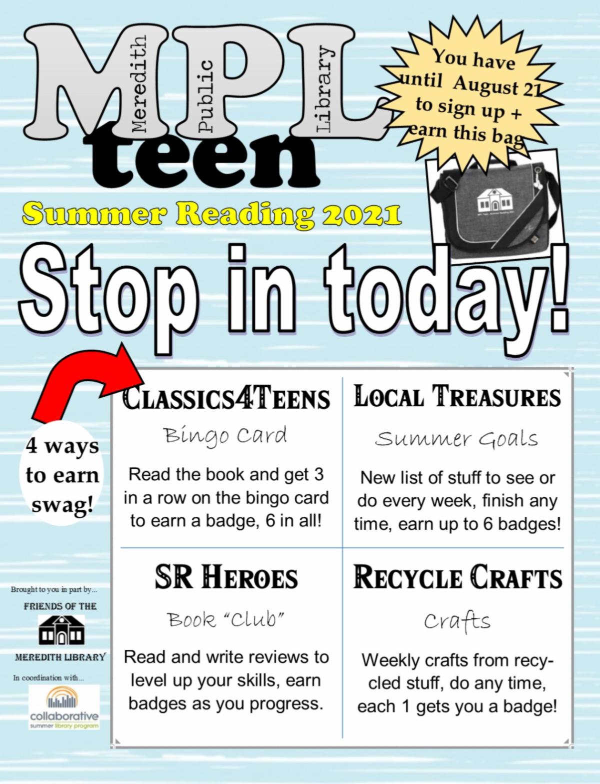 Teen Events