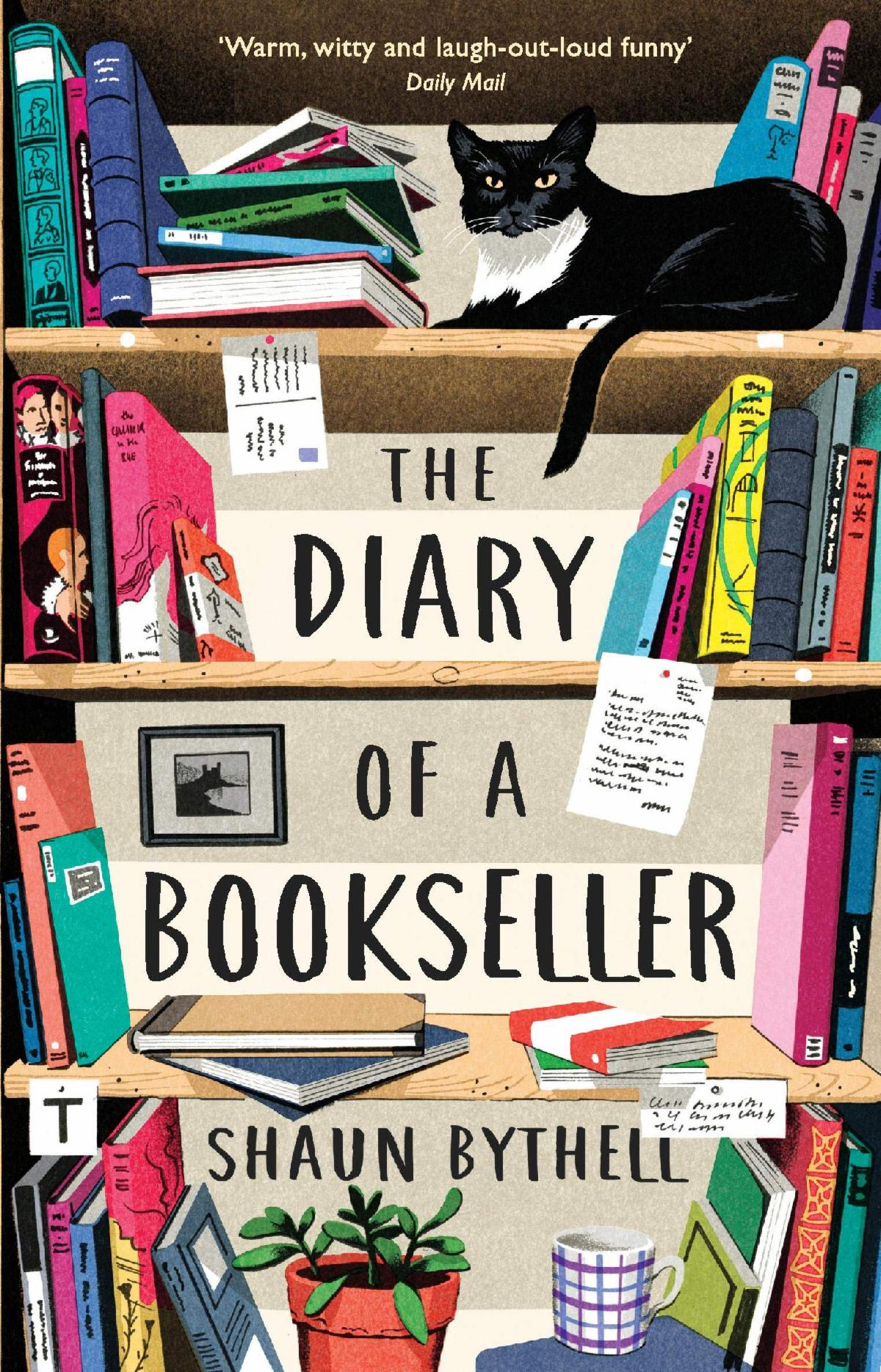 Diary of a Bookseller jacket