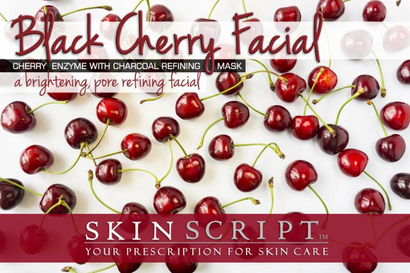 Brightening Softening Detoxing Oil Absorbing Anti Aging All Describe This Blend Of Cherries And Charcoal The Cherry Enzyme Exfoliates