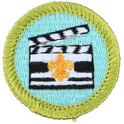 Moviemaking merit badge