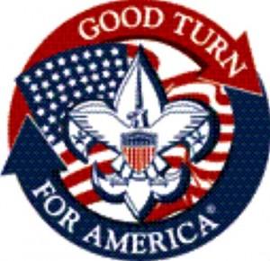 Good Turn for America logo