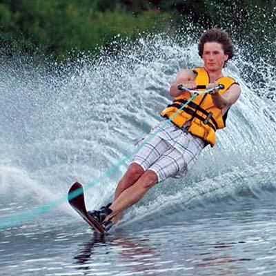 Oljato waterskier