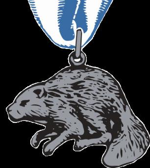 Silver Beaver illustration