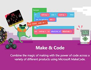 MakeCode graphic