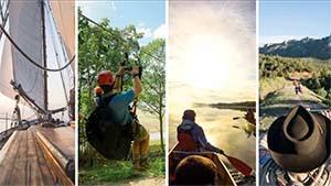 4 High Adventure Bases photos