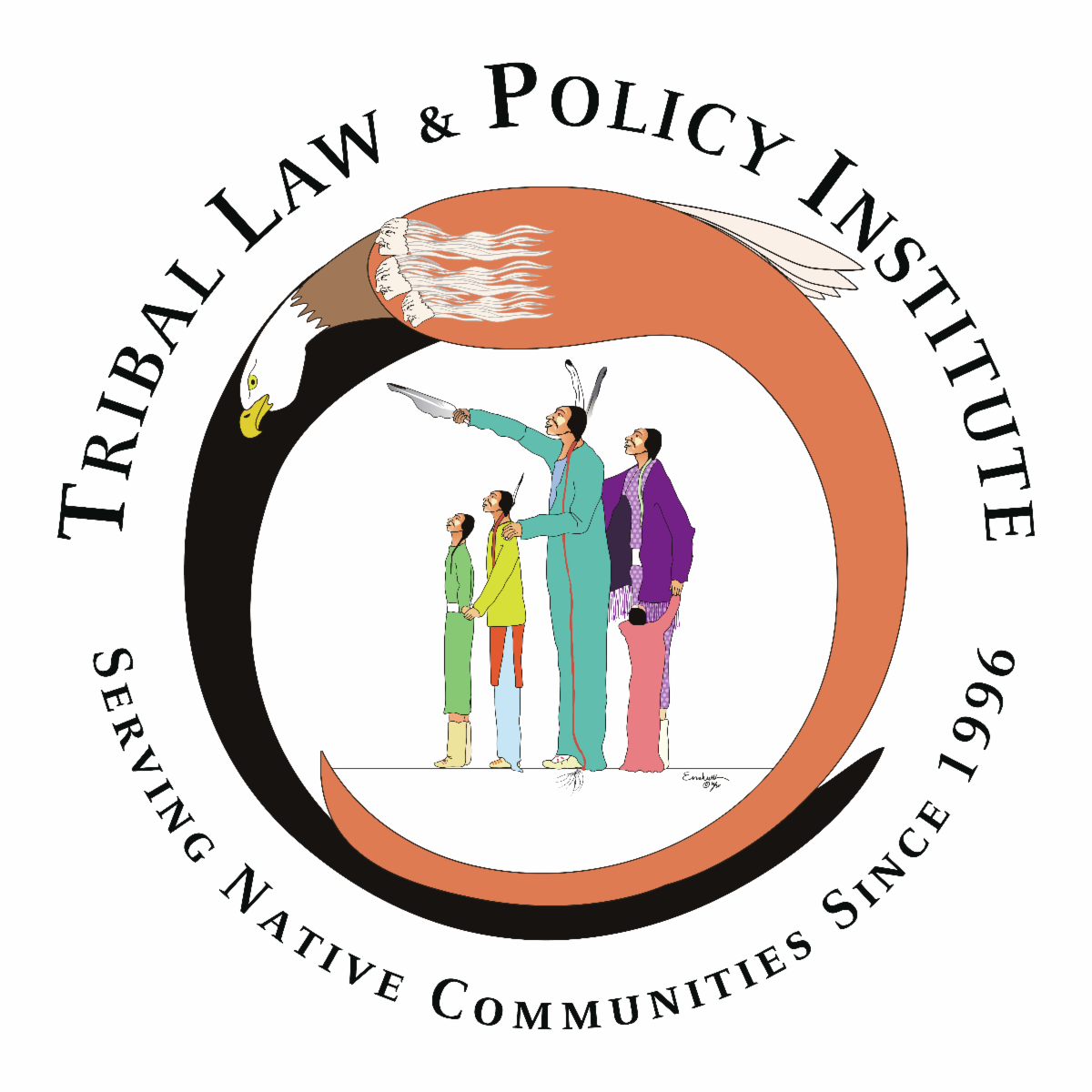 Tribal Law and Policy Institute Logo