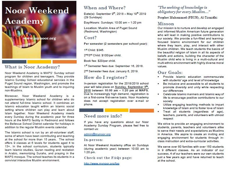 MAPS Weekly Newsletter - Khateeb Br  Hassan Hatem