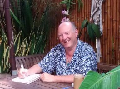 Albert at Paia Bay Coffee