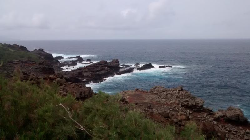 NW Corner of Maui