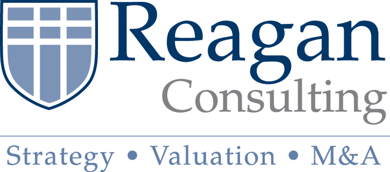 Reagan Consulting tagline logo