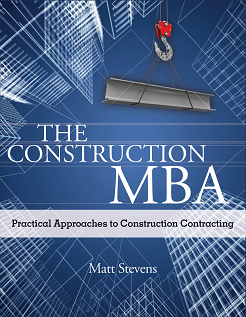 MBA Book Cover