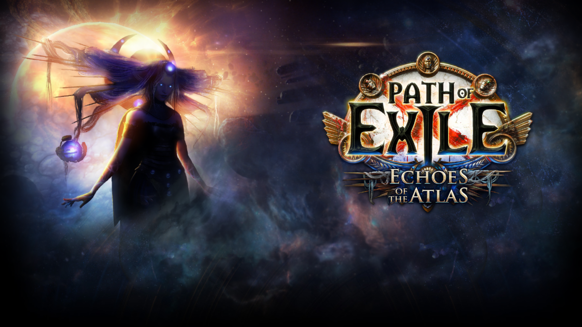 Path of Exile News: Path of Exile: Echoes of the Atlas Launches on PC