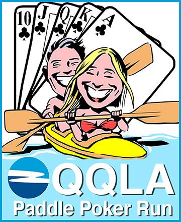 QQLA Paddle Poker
