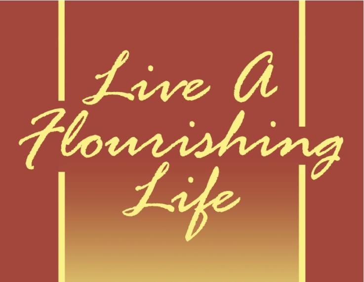 Live Flourishing Life logo
