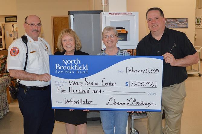 NBSB Donates