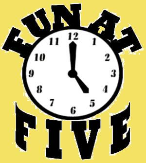 Fun at Five logo