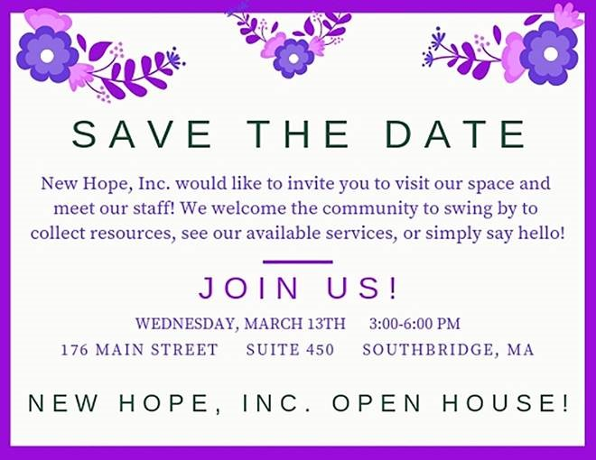 New Hope Open House