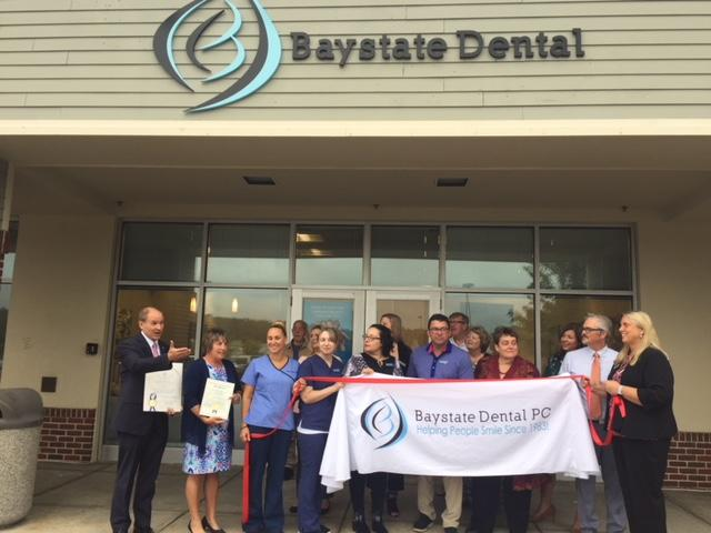 Baystate Dental Ribbon