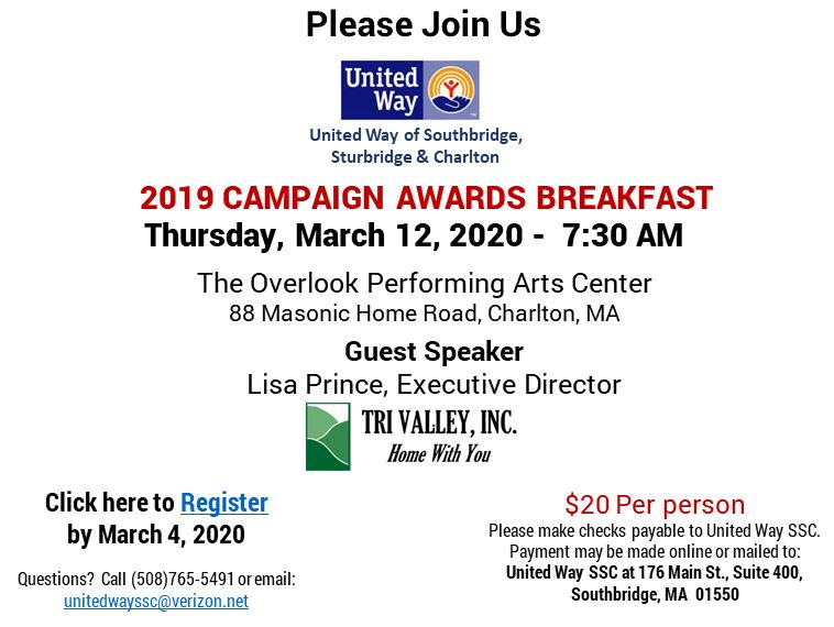 United Way Breakfast