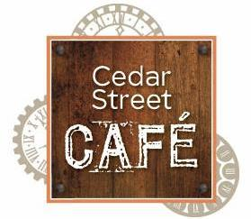 Cedar Street Cafe logo