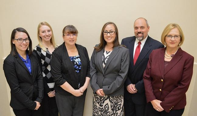 NBSB Employees Honored
