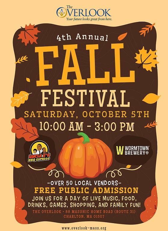 Overlook Fall Festival
