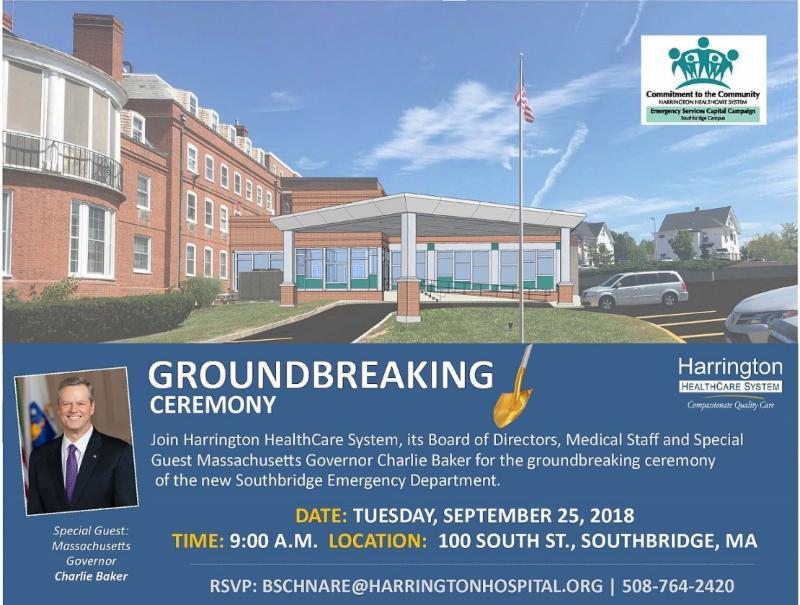 ED Groundbreaking Invite
