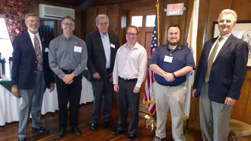 Rotary Members Inducted