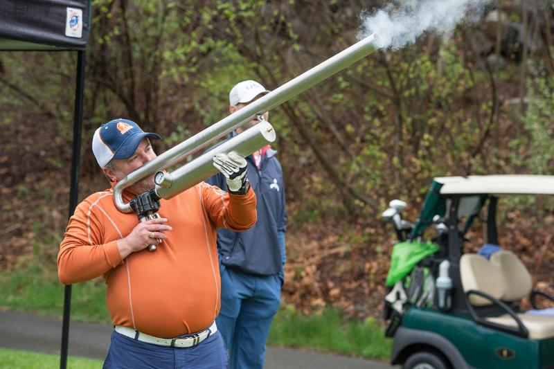 Golf Cannon