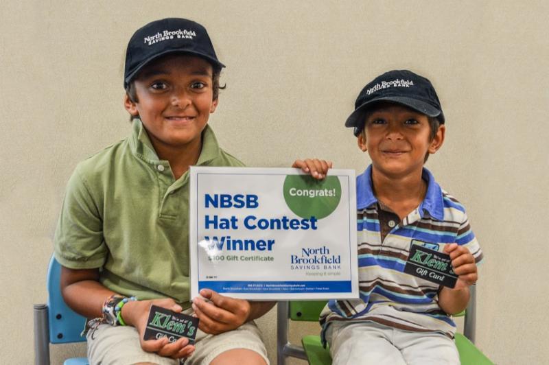 Hat Contest Winners