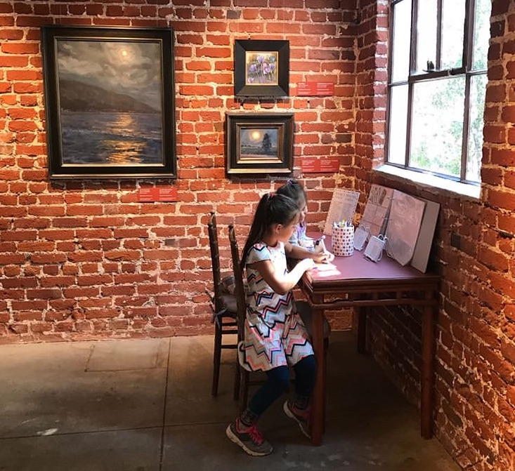 Santa Paula Art Museum update for Jan. 7 — Tell Us About Yourself and You Could Win $25 Toward a Class