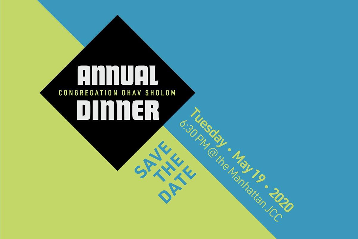 annual os dinner