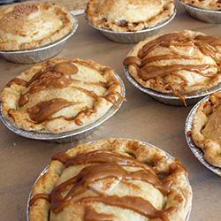 Elsie Mae's Bakery & Cannery pies