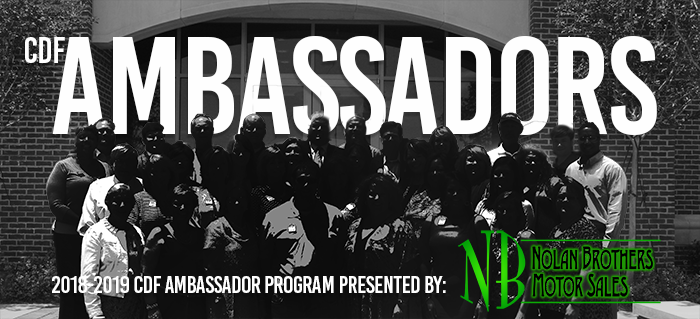 Ambassador Program is Sponsored by NOLAN BROTHERS