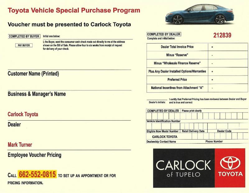 Carlock Toyota