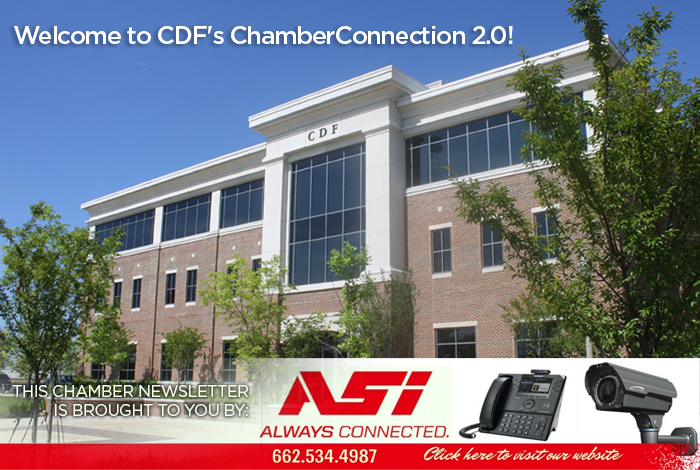 CDF Chamber Connection is brought to you by ASI
