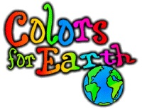 Colors For Earth Logo