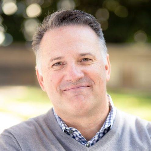 Tod Bolsinger Headshot