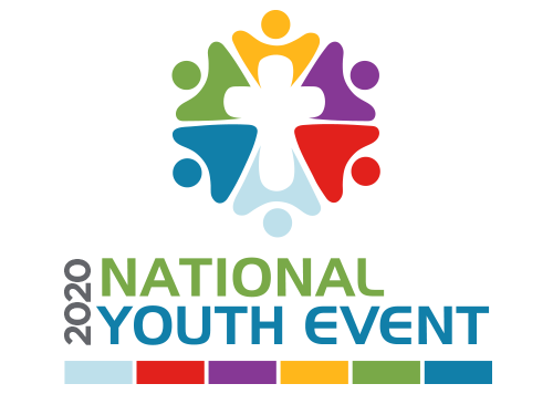 National Youth Event Logo 2020