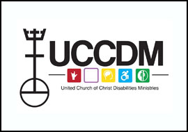 UCC Disabilities Ministries Logo