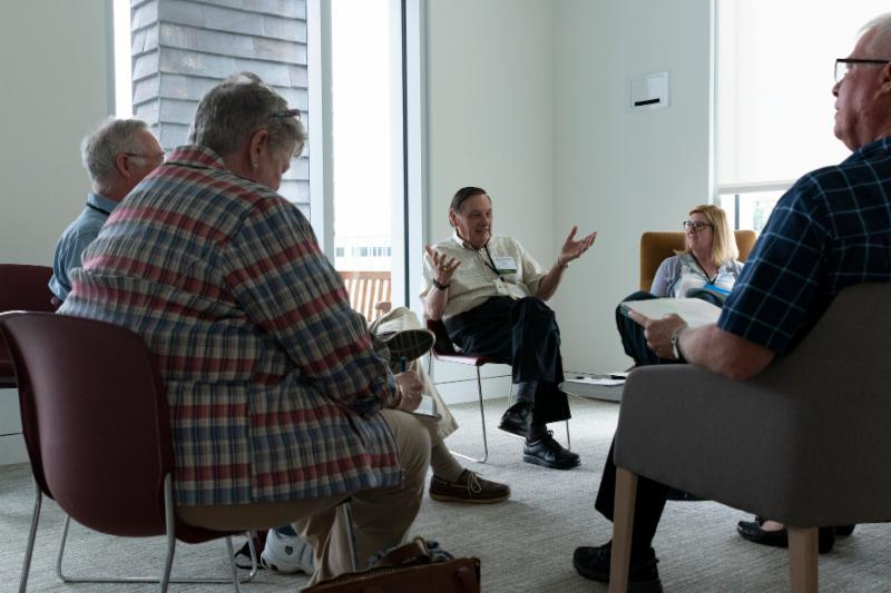 Open Space Discussion at Joint Annual Meeting 2019