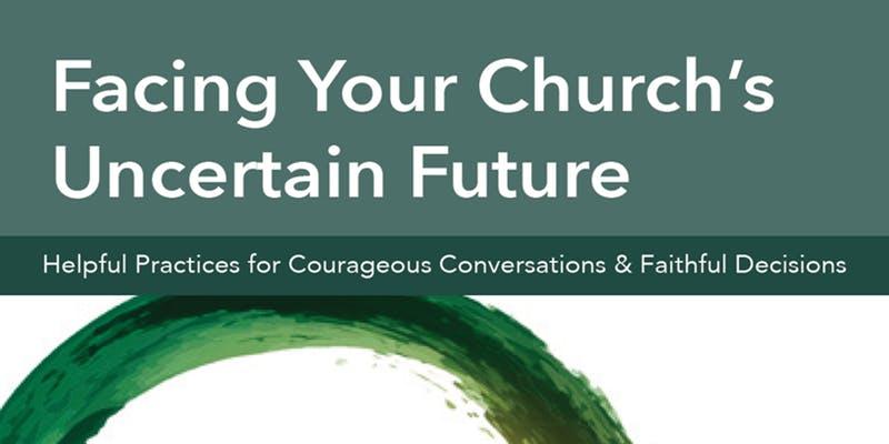 Facing your church uncertain future logo
